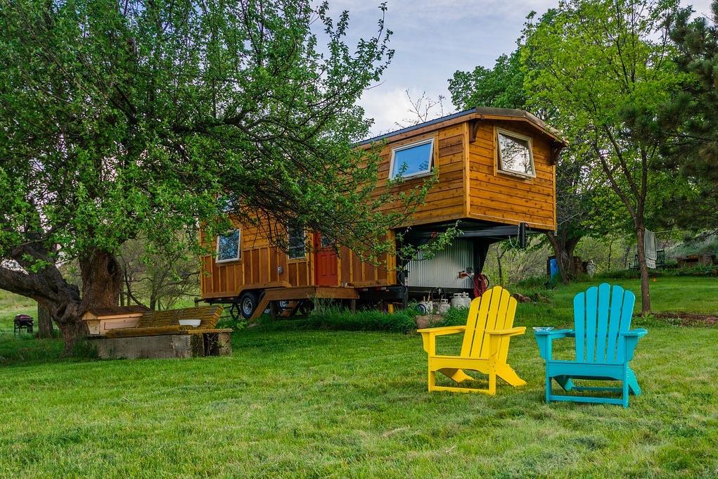 mitchcraft tiny home